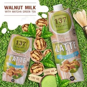 Harga 137 degrees walnut matcha green tea latte | HARGALOKA.COM