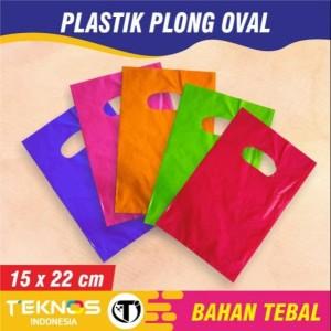 Harga plastik hd plong tebal kresek olshop packing baju ecer 15x22 | HARGALOKA.COM