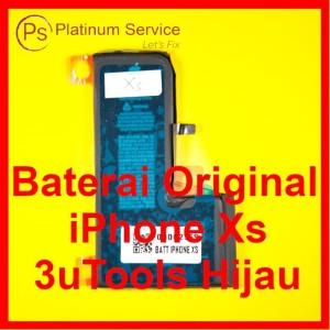 Harga battery iphone xs 100 | HARGALOKA.COM
