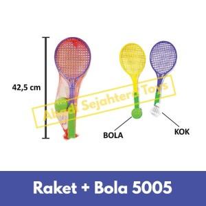 Harga raket dan bola plastik mainan olahraga | HARGALOKA.COM