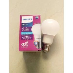 Harga lampu led philips mycare 6w | HARGALOKA.COM