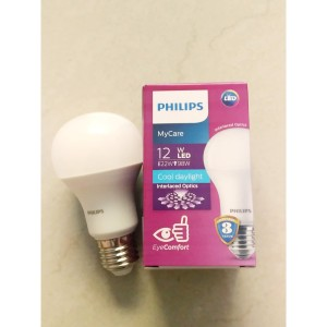 Harga lampu led philips mycare 12w | HARGALOKA.COM
