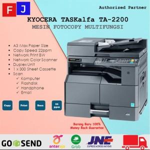 Harga kyocera taskalfa ta 2200 mesin fotocopy | HARGALOKA.COM