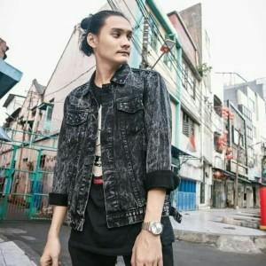 Harga jaket jeans pria sandwash jaket denim jaket | HARGALOKA.COM