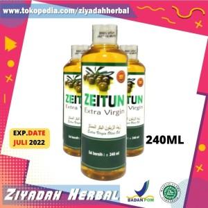 Harga minyak zaitun zeitun extra virgin murni misr herba 240ml olive | HARGALOKA.COM