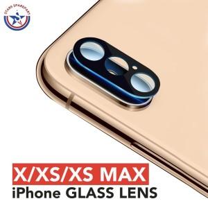 Harga iphone xs xs max kaca kamera belakang kaca lensa back camera   iphone | HARGALOKA.COM