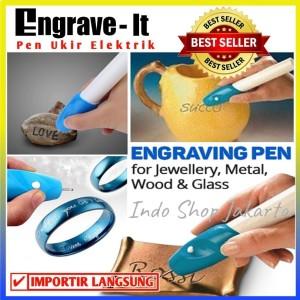 Info Engrave It Alat Pulpen Ukir Nama Elektrik Untuk Kaca Ipad Laptop Dll Katalog.or.id