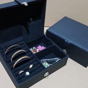 Harga new produk tempat perhiasan emas antam kotak aksesoris jewelerybox   | HARGALOKA.COM