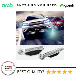 Harga lampu led mobil dengan tenaga angin car light | HARGALOKA.COM