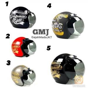 Harga knc helmet bogo   doff metalic   warna | HARGALOKA.COM