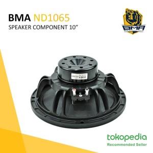 Harga bma nd1065 speaker component 10 34 speaker komponen 10 | HARGALOKA.COM