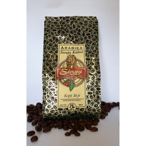 Harga kopi singa arabika toraja kalosi biji 180 gr kopi biji   HARGALOKA.COM
