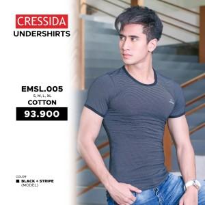 Harga cressida kaos dalam undershirts emsl | HARGALOKA.COM