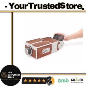Harga magnavision 2 0 magic portable proyektor handphone original | HARGALOKA.COM