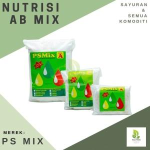 Harga nutrisi hidroponik ab mix semua komoditi murah original ukuran 5 | HARGALOKA.COM