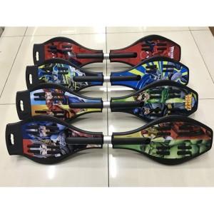 Harga waveboard snakeboard ripstick skateboard roket swayboard | HARGALOKA.COM