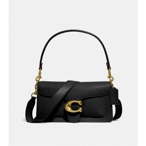 Harga coach tabby shoulder bag 26 in black   original 100 | HARGALOKA.COM