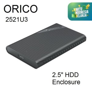 Harga casing hdd ssd hard disk drive enclosure 2 5 34 orico 2521u3 usb3 | HARGALOKA.COM