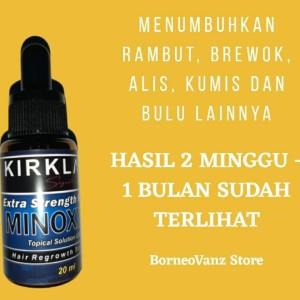 Harga Kirkland Minoxidil 5 Penumbuh Jambang Kumis Jenggot 100 Ori Katalog.or.id
