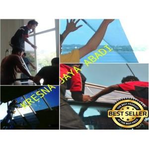 Harga stiker stiker kaca film jendela rumah gedung apartemen | HARGALOKA.COM