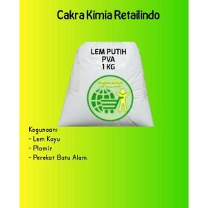 Harga lem putih pva polyvinyl acetate netto | HARGALOKA.COM