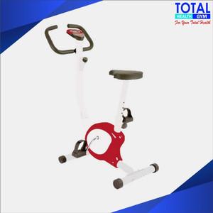 Harga alat fitness sepeda statis tl8215 magnetic bike   | HARGALOKA.COM