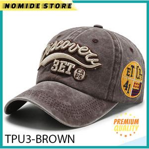 Harga topi baseball hat cap casual sport pria wanita import distro discovery   | HARGALOKA.COM