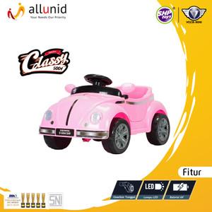 Harga mainan mobil aki classy   6 volt   merah | HARGALOKA.COM