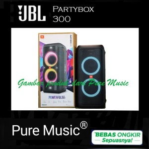 Harga jbl partybox300 party box300 partybox 300 party box speaker | HARGALOKA.COM