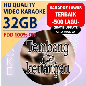 Harga lagu karaoke lawas terbaik   tembang kenangan | HARGALOKA.COM