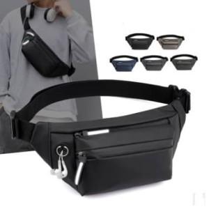 Harga tas selempang pria multifungsi tas slempang waistbag waterproof 12   | HARGALOKA.COM