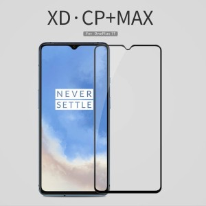 Harga oneplus one plus 7t nillkin xd cp max tempered glass screen | HARGALOKA.COM
