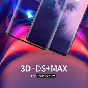 Harga oneplus one plus 7t pro nillkin 3d ds max tempered glass screen | HARGALOKA.COM