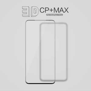Harga oneplus one plus 7t pro nillkin 3d cp max tempered glass screen | HARGALOKA.COM