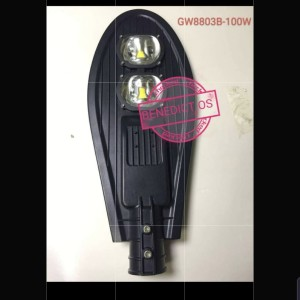 Harga lampu jalan pju led cobra 100w 100watt 100 watt terang | HARGALOKA.COM