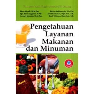 Harga termurah original buku pengetahuan layanan makanan dan | HARGALOKA.COM
