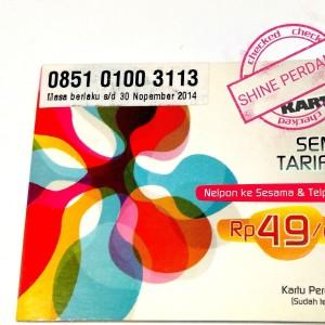 Harga kartu perdana as flexi telkomsel original cover super cantik murah | HARGALOKA.COM