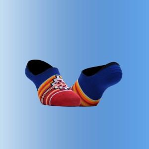 Harga klitser   kaos kaki hidden motif aka red | HARGALOKA.COM