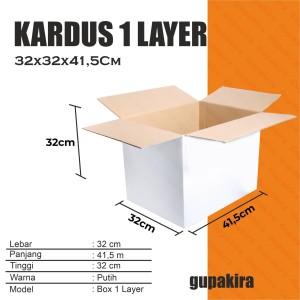 Katalog Kotak St 5 Putih Kardus Karton Box Polos Putih Packing Standart Katalog.or.id