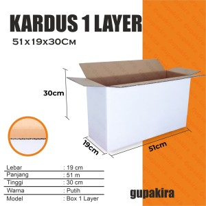 Info Kotak St 5 Putih Kardus Karton Box Polos Putih Packing Standart Katalog.or.id