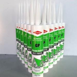 Harga lem kaca aquarium silicone sealant dowsil gp   black hitam   | HARGALOKA.COM