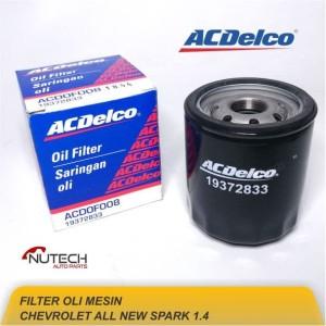 Harga filter oli chevrolet all new spark 1 4 1400 ac delco acdelco ori | HARGALOKA.COM