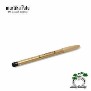 Harga mustika ratu pensil alis soga warna cokelat eye make   HARGALOKA.COM