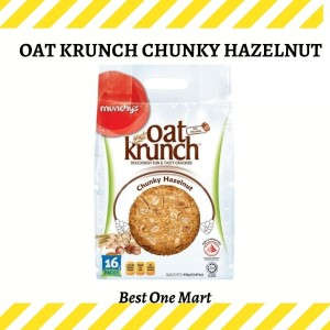 Harga munchys oat krunch chunky hazelnut biskuit | HARGALOKA.COM