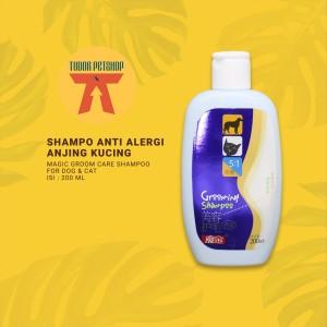 Harga shampoo anjing kucing magic coat care konsentrat 200 ml   | HARGALOKA.COM