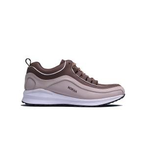 Harga manna coffee cream nokha sneakers   women     HARGALOKA.COM
