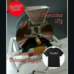 Harga mesin roasting kopi dan kacang   coffee roasted 1kg free | HARGALOKA.COM