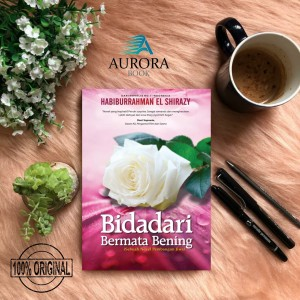Harga jual novel bidadari bermata bening asma nadia   | HARGALOKA.COM