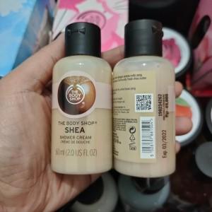 Harga the body shop shea shower | HARGALOKA.COM