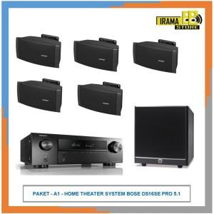 Harga paket home theater system bose ds16se pro 5 | HARGALOKA.COM
